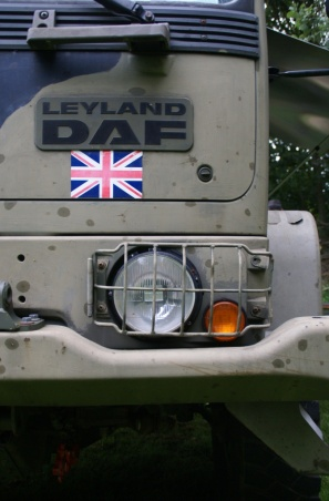 Leyland DAF T244