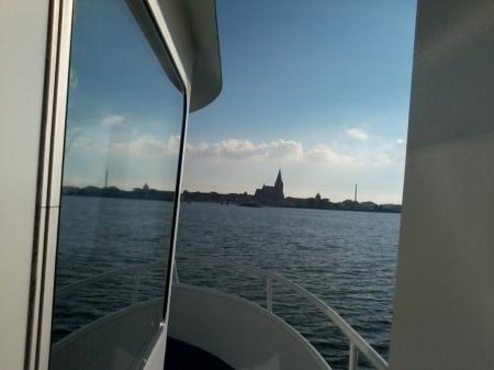 Eine Seefahrt ...