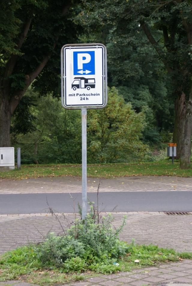 Stellplatz Hann. Münden