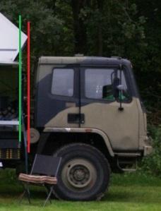 T 244 mit Wohnkabine
