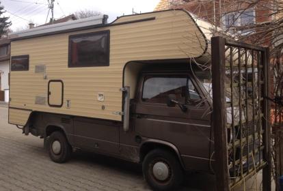 Wohnkabine für t244