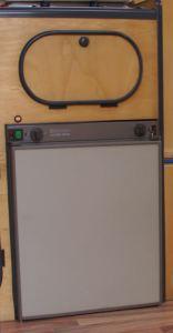 Kühlschrank GlobeCab