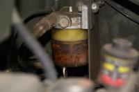Rost im Dieselvorfilter